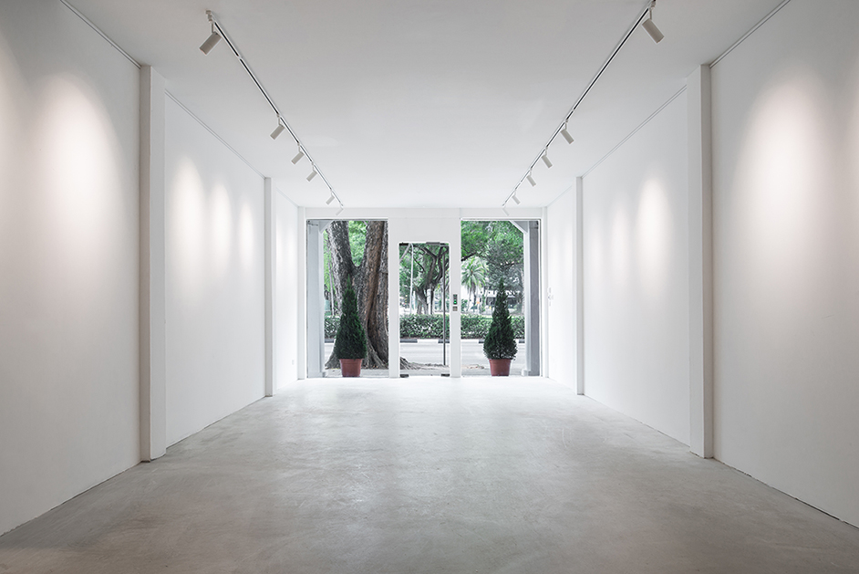 miaja gallery is one of singapores newest art and design galleries housed in a 1300 square foot historical shop house the space offers a unique