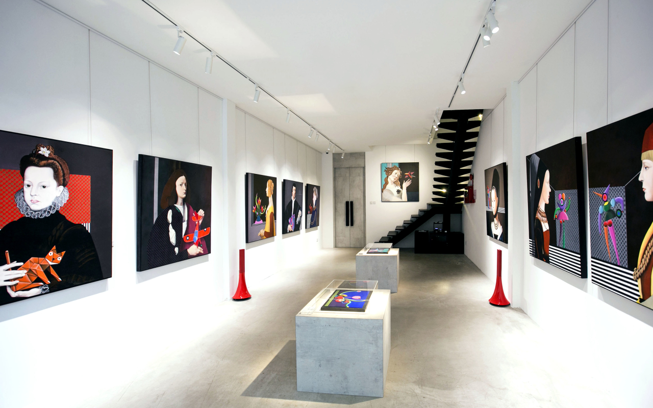 How to design an art gallery - How To Design An Art Gallery 12