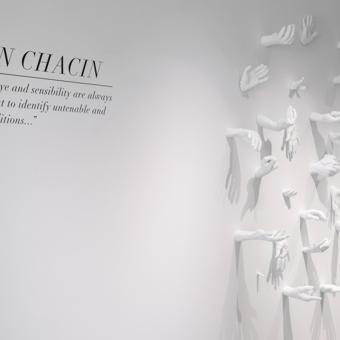 MIAIA GALLERY_DESIGNER - Aisen Chacin ('Diversity' - Hand Mural)_PHOTO CREDIT - Marc Tan Photography_small