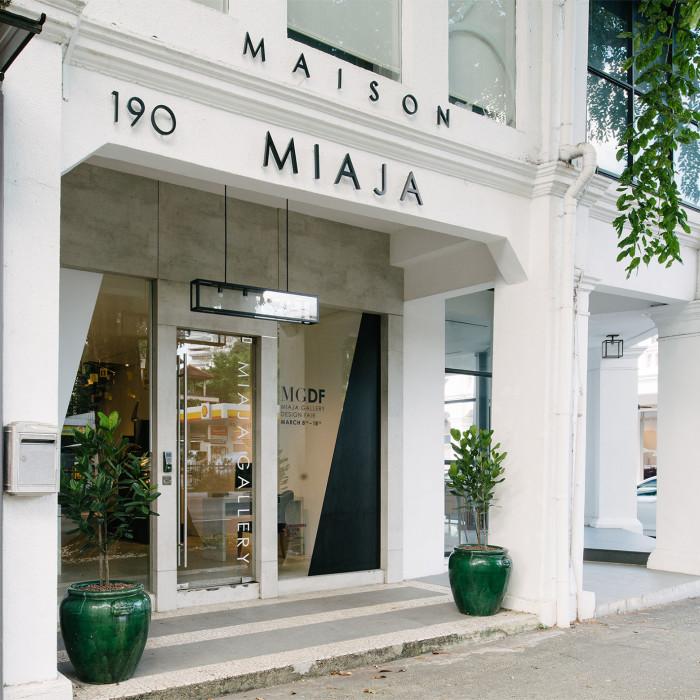MIAIA GALLERY_Gallery Facade (front side grey)_PHOTO CREDIT - Marc Tan Photography