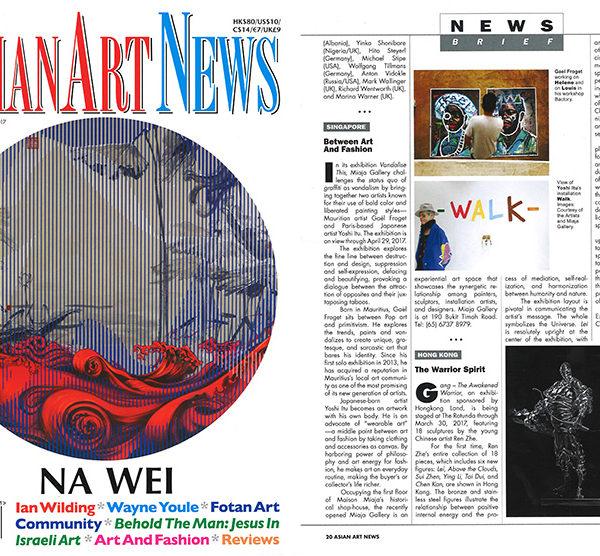 Asian Art News – vol27