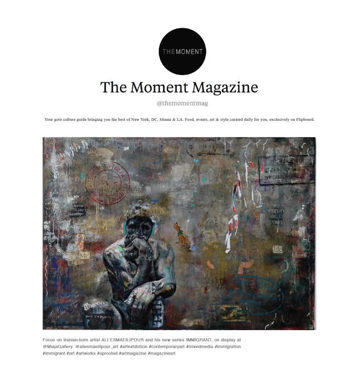 REPOST – The Moment – June 2016